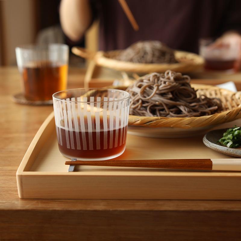 木村硝子店|パタン 7oz シマシマ