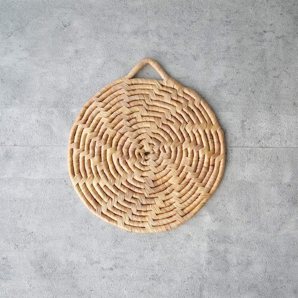 水草鍋敷き 大