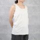 HUIS in house|SUVIN COTTON タンクトップ ivory