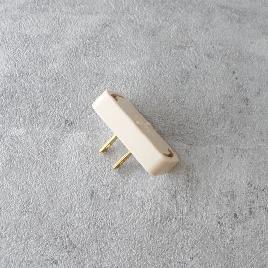 【木製スタンド/台座 ご購入者さま専用】角型引掛差込アダプタ