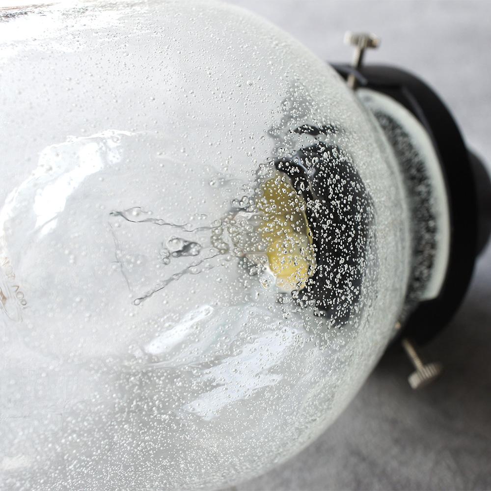 安土草多|ペンダントライト [E26] つりがね 泡