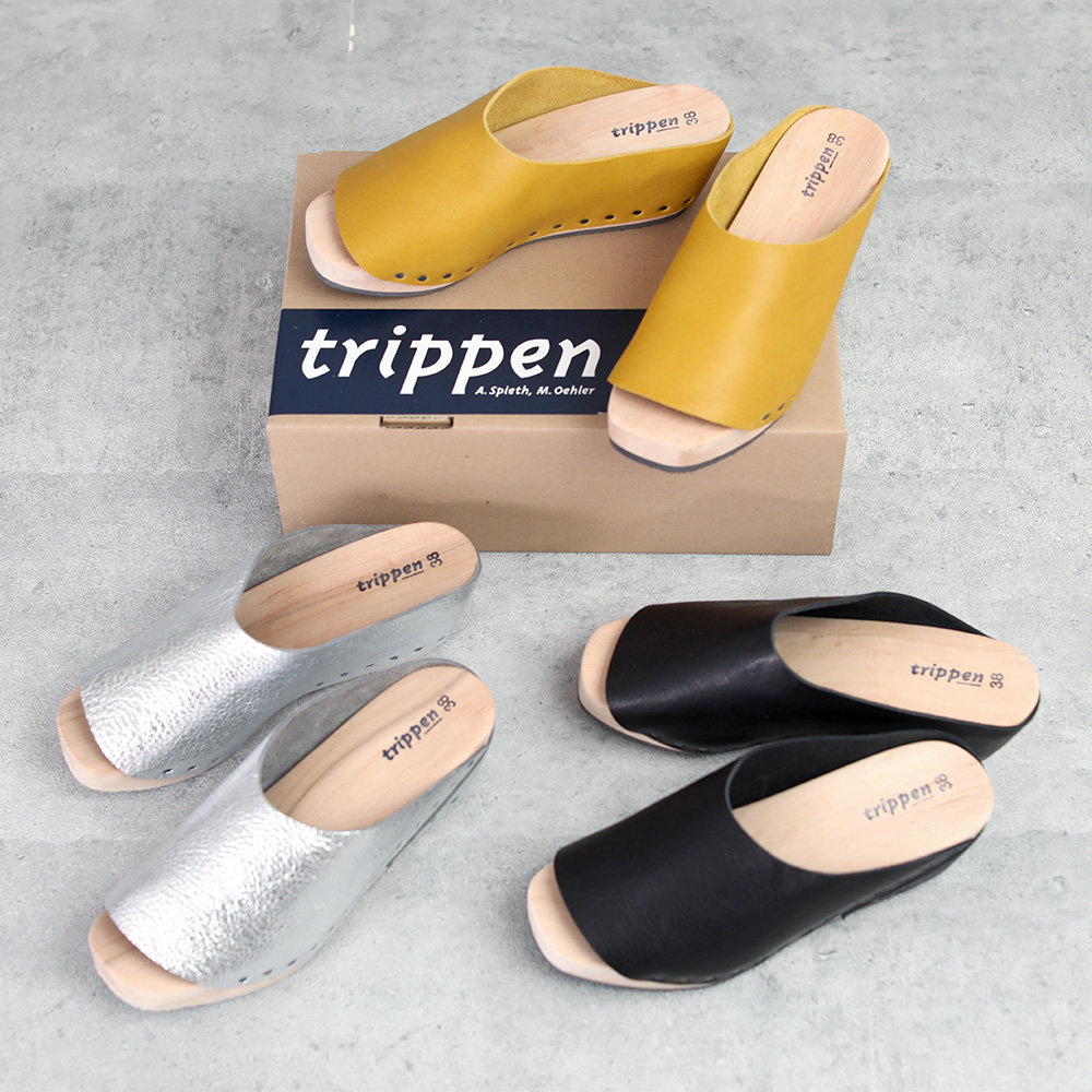 trippen|Hut nickel