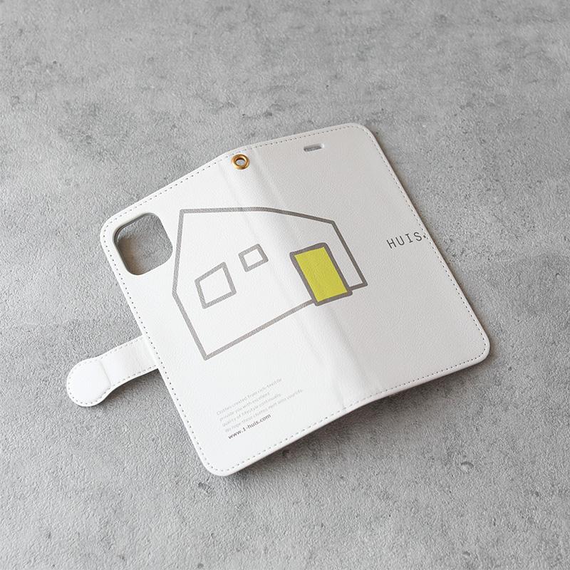 HUIS 手帳型ケース(iPhone11)