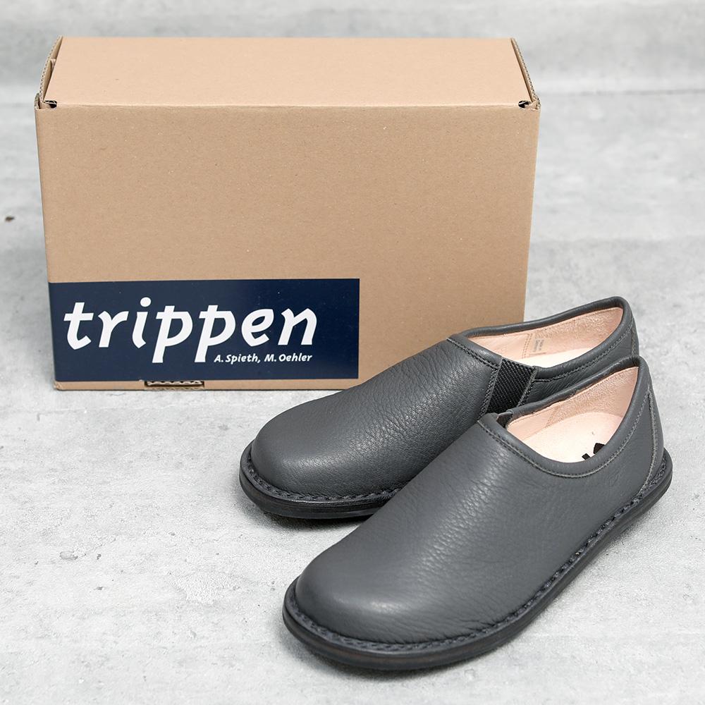 trippen|Yen grey