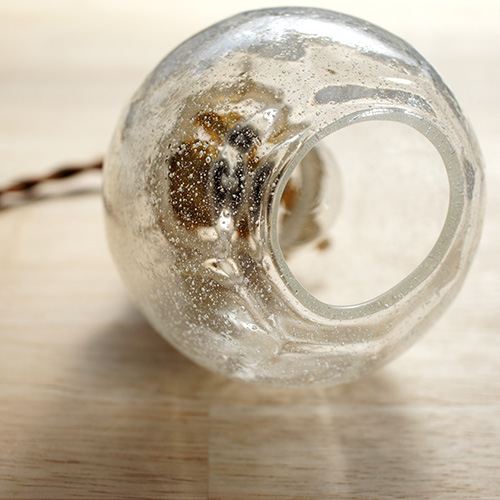 安土草多|ペンダントライト [E17] 丸 泡