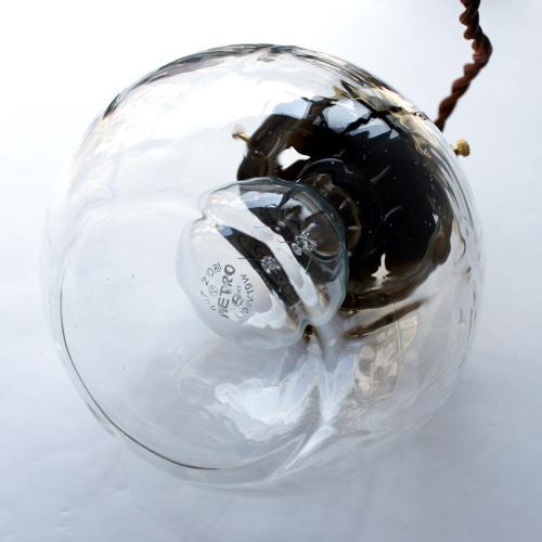 安土草多 ペンダントライト [E26] 球 真鍮金具