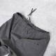 HUIS|タイプライタークロスパンツ dark gray【ユニセックス】