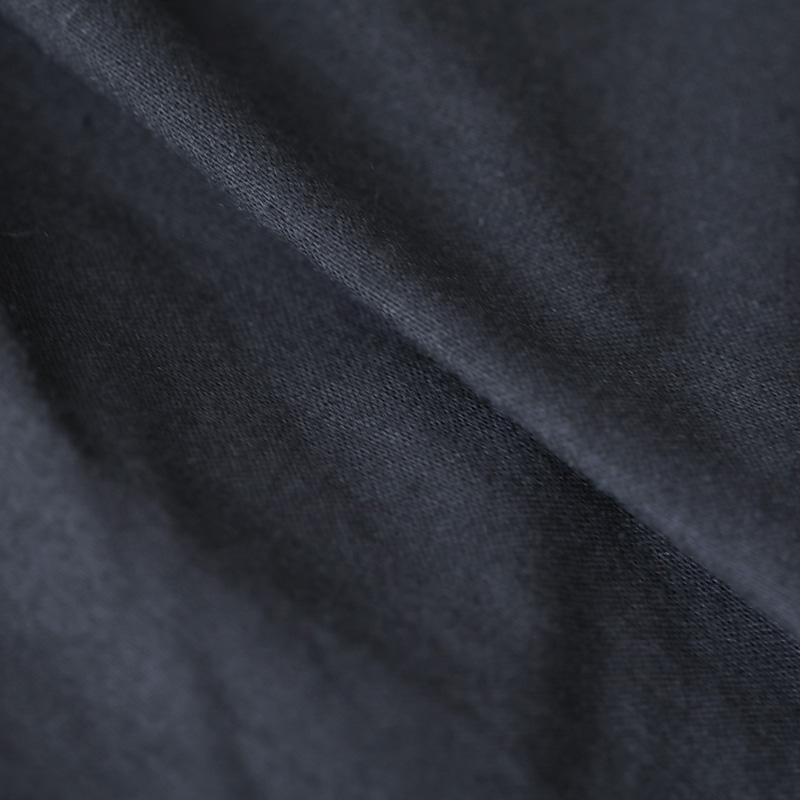 HUIS バフクロスバルーンパンツ black【ユニセックス】