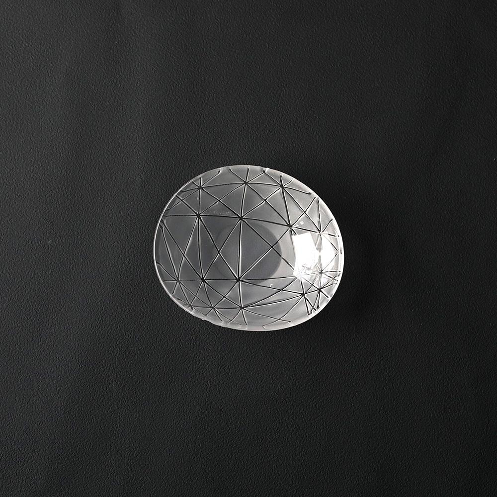新田佳子|NUNO豆皿(変形)