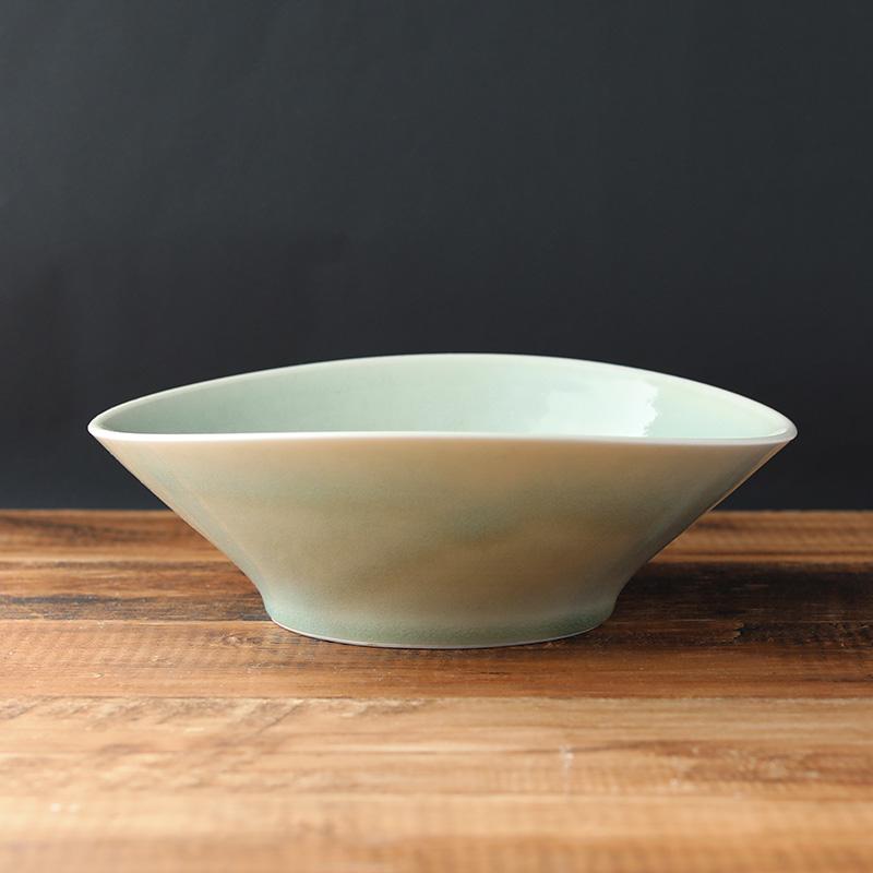 村上雄一|青磁ビビンバ鉢