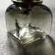 【予約注文】安土草多 ペンダントライト [E17] 角瓶 黒透き被せ