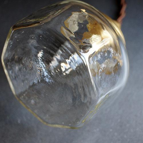 【予約注文】安土草多|ペンダントライト [E17] 八角平瓶