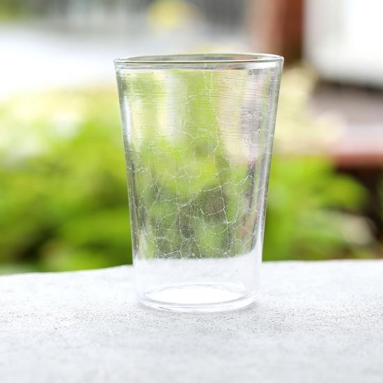 鈴木努 貫入グラス