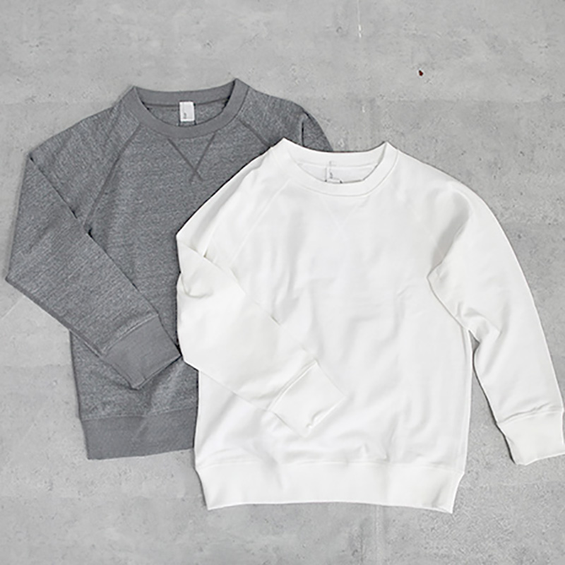 IITO|DCAラグランロングTシャツ