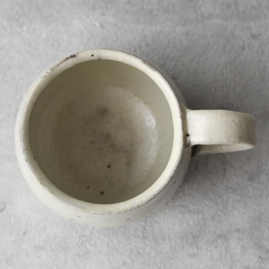 池田大介|粉引 マグカップ