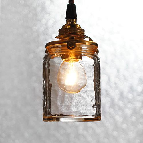 【予約注文】安土草多|ペンダントライト [E17] 筒瓶