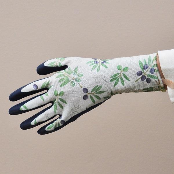 ウィズガーデンプレミアムシリーズ ルミナス【オリーブ】(ガーデングローブ、レディース メンズ、園芸手袋) ※土セットと同梱可※