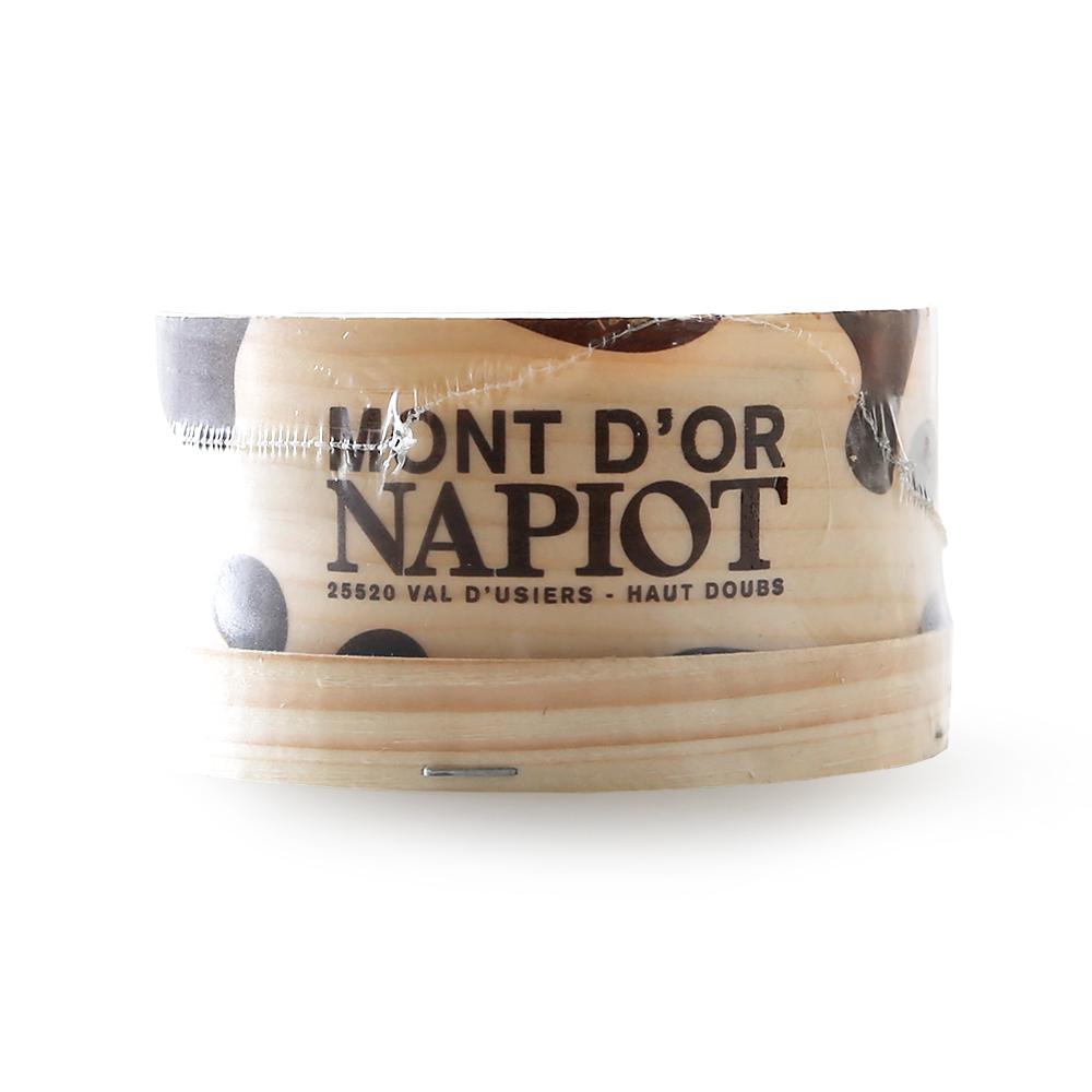 送料無料 ナピオ社製 モンドール Mont d'Or Fromagerie NAPIOT 2個セット (400gx2個)