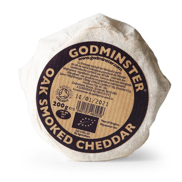 オーク スモーク チェダーチーズ