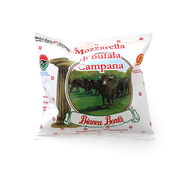 【冷蔵】 モッツァレッラ ブッファラ 100g 5個セット 1個当たり/396円 水牛 フレッシュ イタリア 空輸 チーズ
