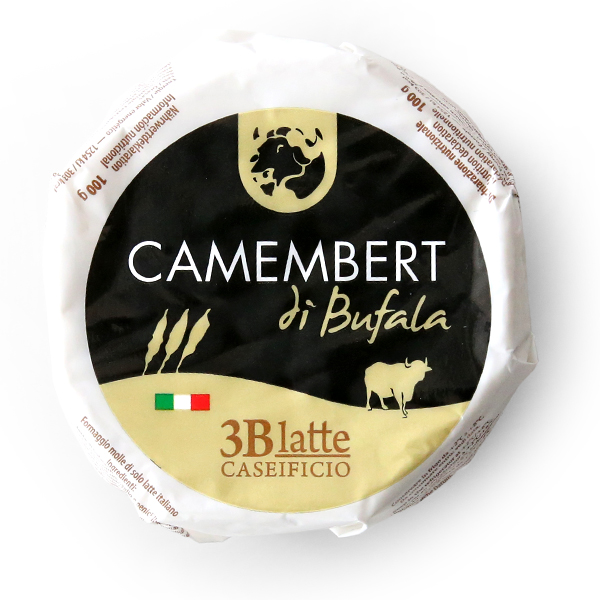 カマンベール ブッファラ チーズ 白カビチーズ イタリア産 250g