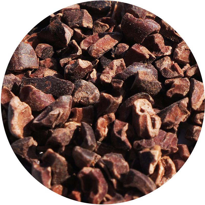 カカオニブ(粗挽きカカオ豆)
