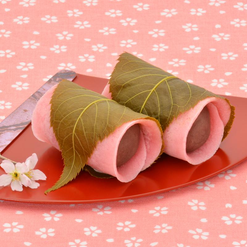桜餅 9個(簡易箱) 賞味期間:冷凍30日間 (冷凍便)販売2月〜4月