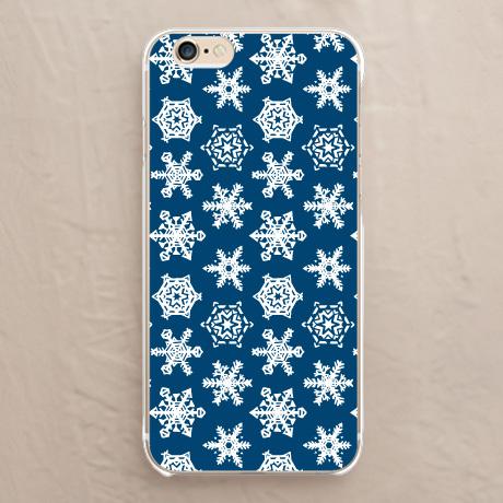 【カバー】雪結晶紺