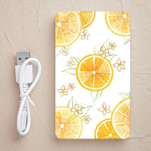 【充電器】フレッシュレモン