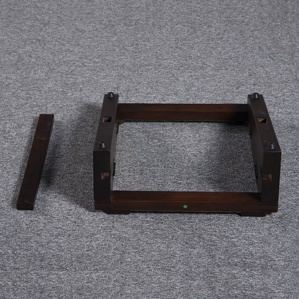 長胴太鼓台 太鼓スタンド 長胴太鼓用 斜め置台 四角 折りたたみ式 1尺5寸・1尺6寸用 ※太鼓本体は別売りです