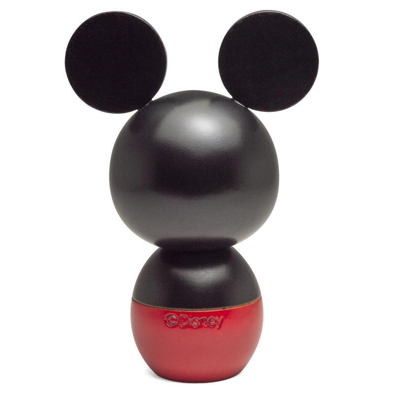 【卯三郎こけし】こけし ミッキーマウス