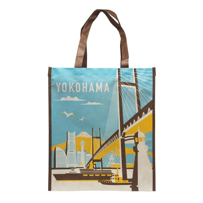 サスティナブルバッグ/Destination YOKOHAMA L