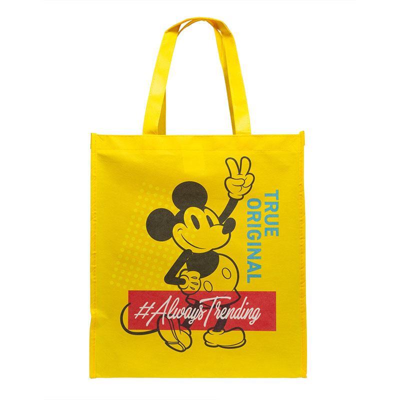 サスティナブルバッグ/MickeyMouse L
