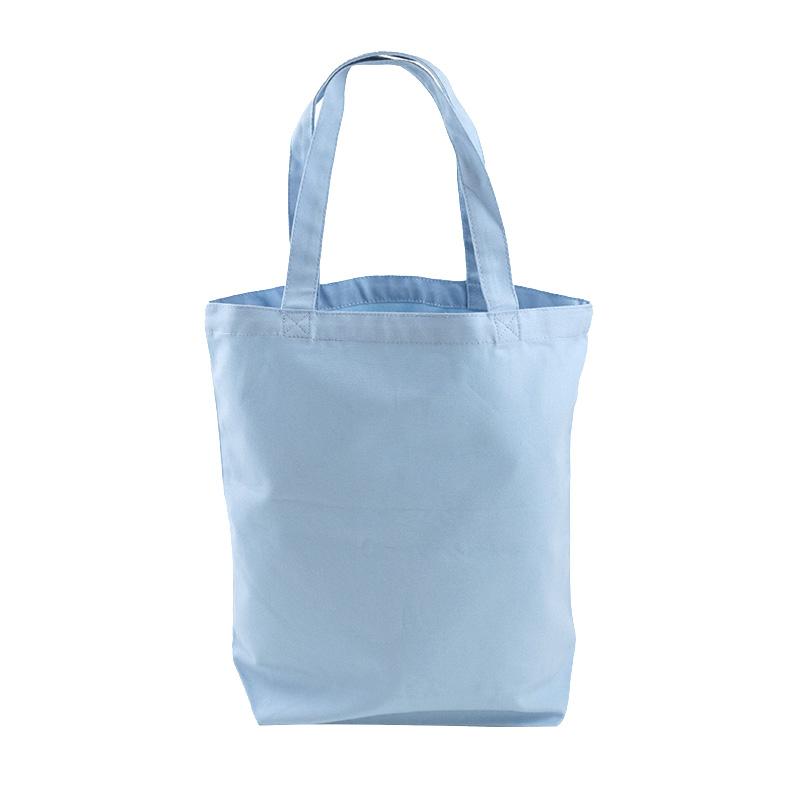 【おかえりモネ】トートバッグ(大)ブルー