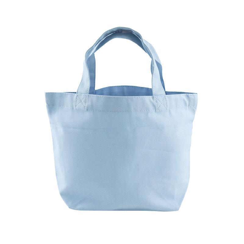 【おかえりモネ】トートバッグ(小)ブルー