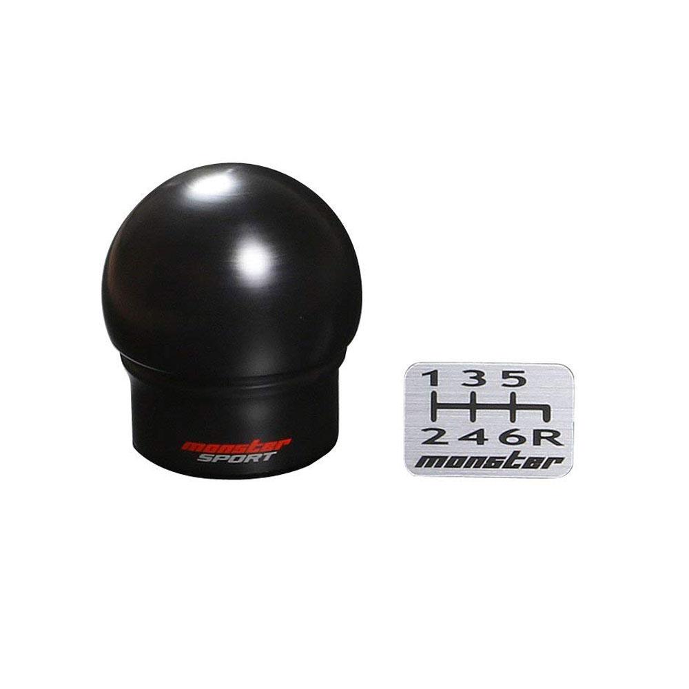 [シフトノブ 球タイプ/黒] スイフトスポーツ ZC33S *小型宅配便