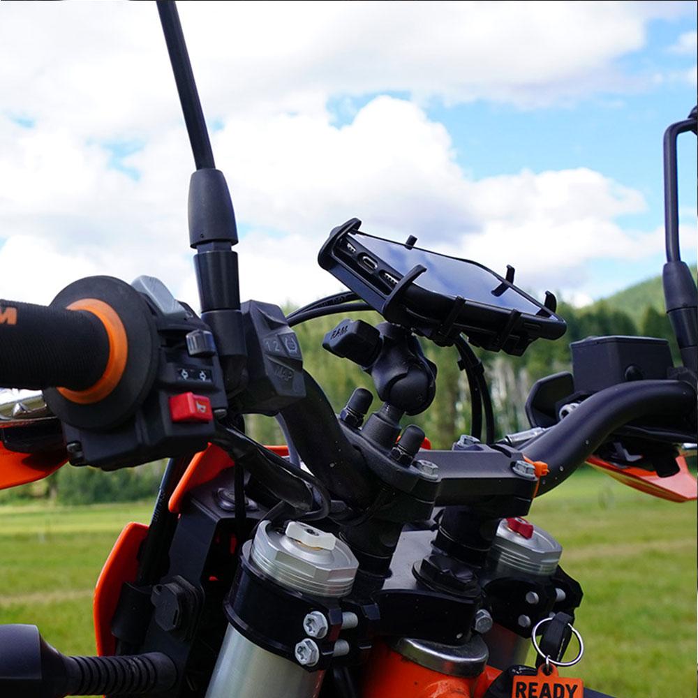 ラムマウント RAM MOUNTS U字ボルトベース/国内正規品 RAM-B231ZU GoPro バイク バイク用品 自転車 スマホ オフロード 車 カー用品 ボート スノーモービル 登山 キャンプ *送料無料 *小型宅配便