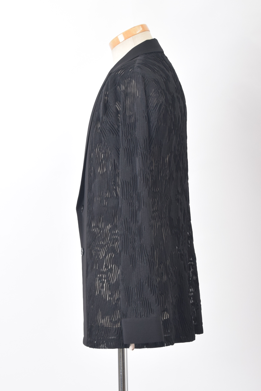 メンズラテンシャツ MS218 柄生地