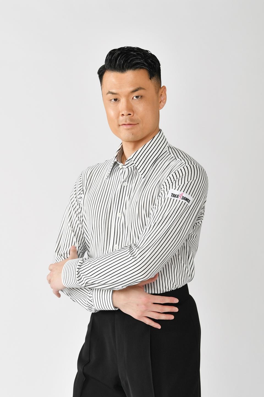メンズ兼用シャツ MS296 ストライプ