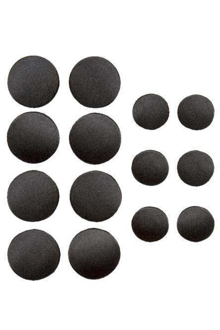 メンズ くるみボタン セット