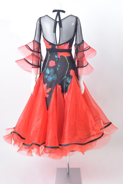 スタンダードワンピースドレス 3S-00160