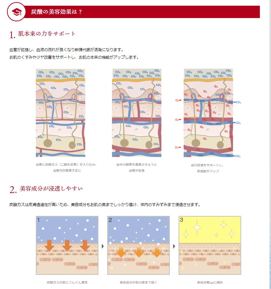 【New】炭酸ジェルパックホームエステ〈4回分セット〉