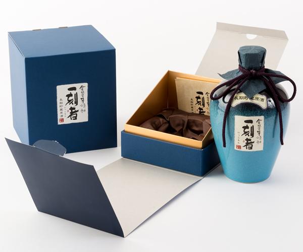 全量芋焼酎「一刻者」<長期貯蔵原酒>720ML(ギフトボックス入)