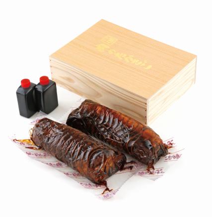 「たかさごの東京やき豚」(木箱2本入)