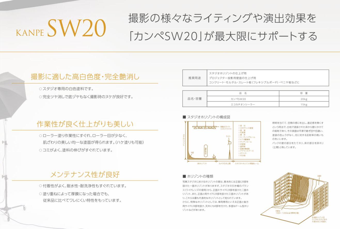 カンペ SW20