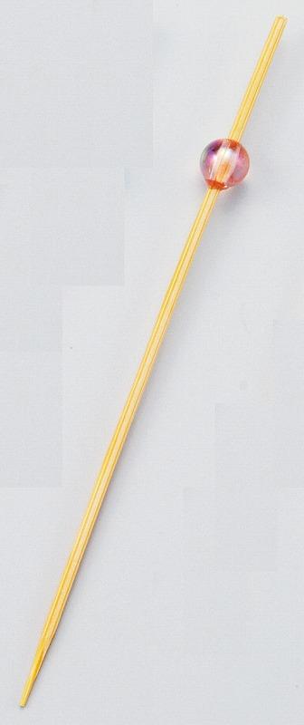 ビーズピックス 9cm(ピンク) 50本
