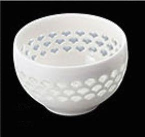 陶器 ほたる丸珍味入 波