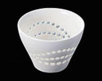 陶器 ほたる広口珍味入 輪