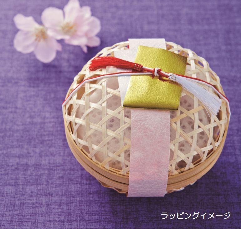 六ッ目マリモ篭15(茶)