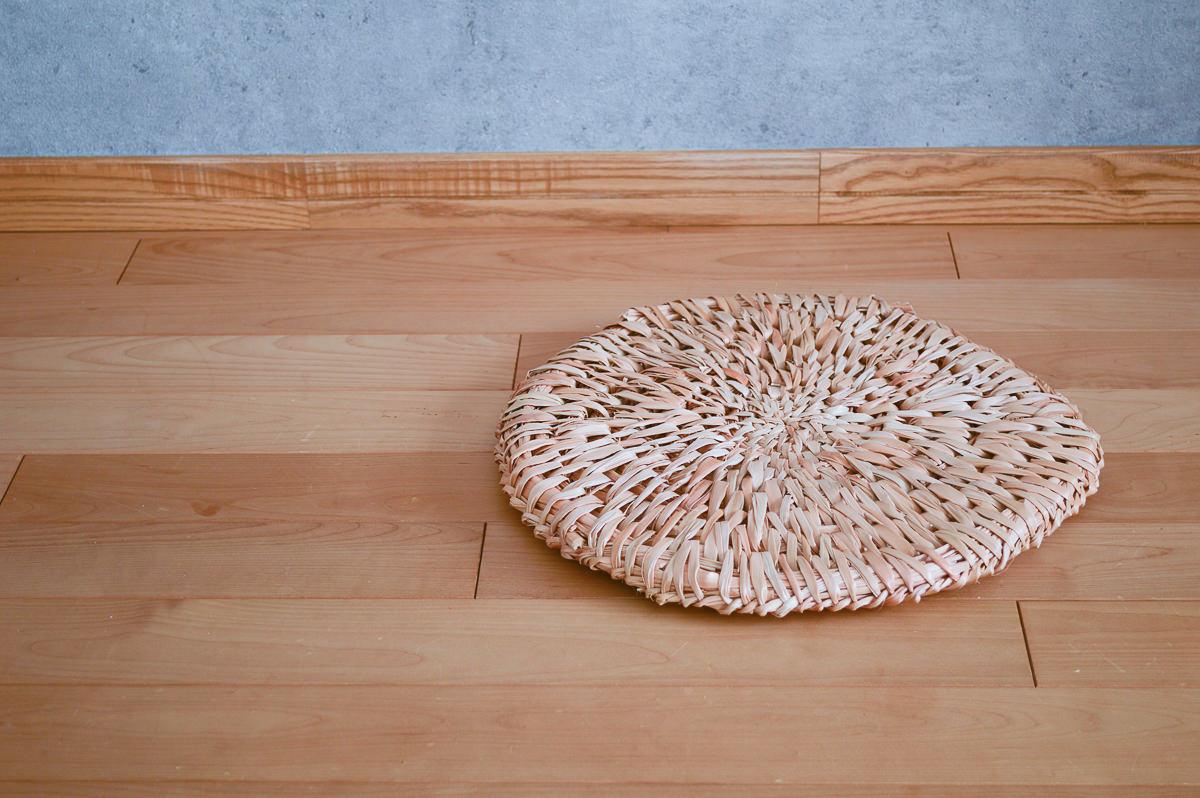 沖縄県石垣島/月桃 円座 直径35cm